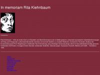 kiehnbaum.de Webseite Vorschau