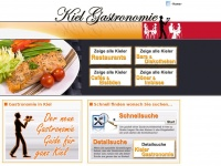 kiel-gastronomie.de Webseite Vorschau
