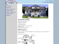 kierling-tierarzt.at Webseite Vorschau