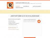 kies-rupp.de Webseite Vorschau
