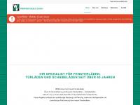 kiesel-fensterlaeden.de Webseite Vorschau