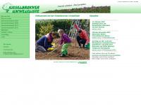 kieselbronner-umweltliste.de Webseite Vorschau
