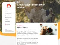 kita-buechen.de Webseite Vorschau