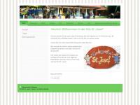 kiga-st-josef-holzkirchen.de Webseite Vorschau