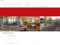 kiga-st-sebastian.de Webseite Vorschau