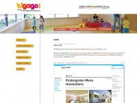 kigago.at Webseite Vorschau