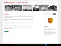 kige.de Webseite Vorschau