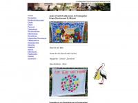 kigastorchennest-stmichael.de Webseite Vorschau
