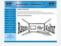 kih-kassel.de Webseite Vorschau