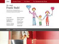 kika-praxis.de Webseite Vorschau