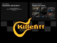 killefitt.de Webseite Vorschau