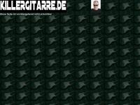 killergitarre.de Webseite Vorschau