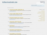 killerinstinkt.de Webseite Vorschau