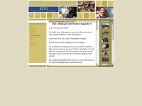kinder-der-arche.de Webseite Vorschau