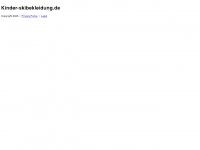kinder-skibekleidung.de Webseite Vorschau