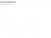 kinder-sportkleidung.de Webseite Vorschau