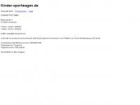 kinder-sportwagen.de Webseite Vorschau