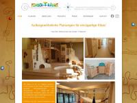 kinder-t-raumland.de Webseite Vorschau