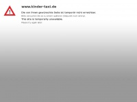 kinder-taxi.de Webseite Vorschau