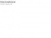 kinder-strumpfhosen.de Webseite Vorschau