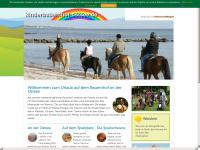 kinderbauernhof-ostsee.de Webseite Vorschau