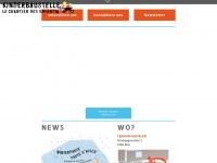 kinderbaustelle.ch Webseite Vorschau
