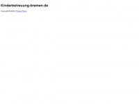 kinderbetreuung-bremen.de Webseite Vorschau