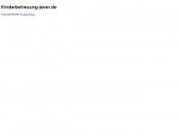kinderbetreuung-jever.de Webseite Vorschau