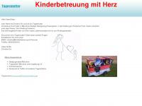 kinderbetreuung-mit-herz.de Webseite Vorschau