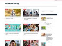 kinderbetreuung-infos.de Webseite Vorschau