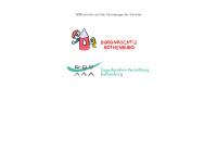 kinderbetreuung-rothenburg.ch Webseite Vorschau