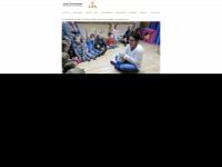 kinderbetreuung-nueziders.at Webseite Vorschau