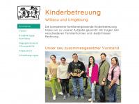 kinderbetreuung-willisau.ch Webseite Vorschau