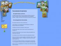 kinderbuch-haehnlein.de Webseite Vorschau