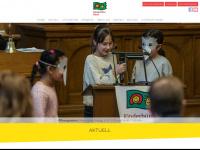 kinderbuero.ch Webseite Vorschau