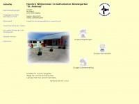 kindergarten-badgoegging.de Webseite Vorschau