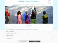 kindergarten-bordesholm.de Webseite Vorschau