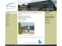 kindergarten-boehmzwiesel.de Webseite Vorschau