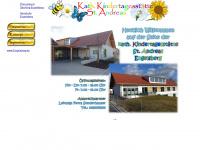 kindergarten-engelsberg.de Webseite Vorschau