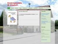 kindergarten-fischen.de Webseite Vorschau