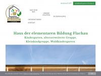 kindergarten-flachau.at Webseite Vorschau
