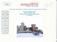 kindergarten-falkenegg.de Webseite Vorschau