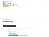 kindergarten-rampendal.de Webseite Vorschau