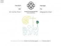 kindergarten-rehe.de Webseite Vorschau
