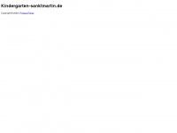 kindergarten-sanktmartin.de Webseite Vorschau