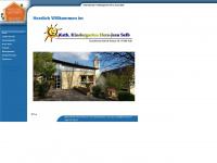 kindergarten-selb.de Webseite Vorschau