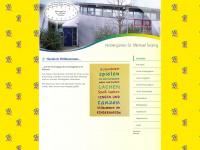 kindergarten-sinzing.de Webseite Vorschau