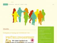 kindergarten-sonnenblume-herten.de Webseite Vorschau