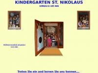 kindergarten-st-nikolaus-simbach.de Webseite Vorschau