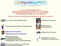kindergarten-stanton.at Webseite Vorschau